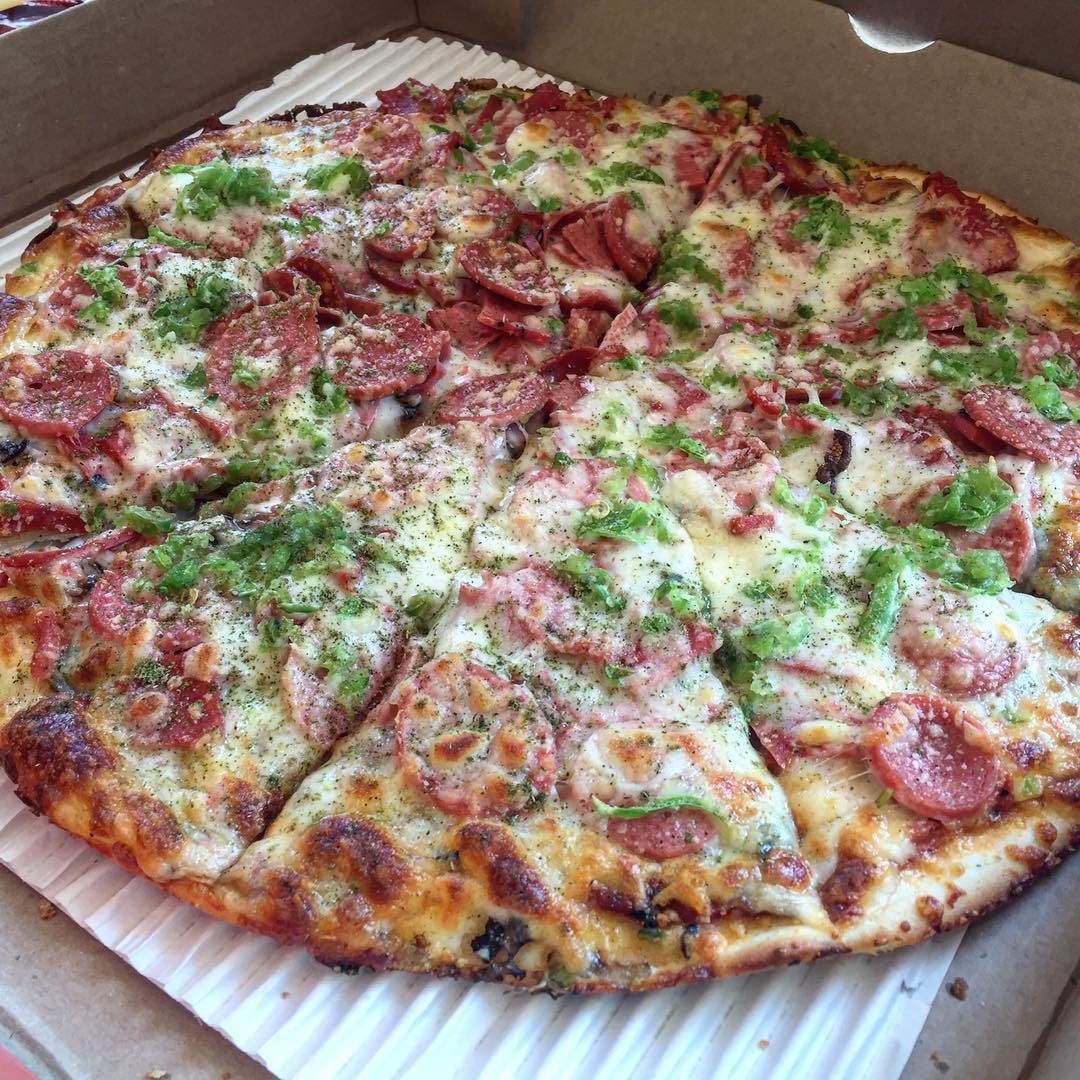 پیتزا آنسه