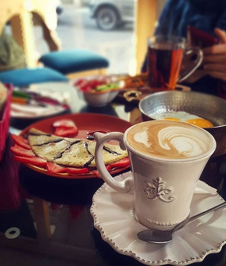 چام کافه