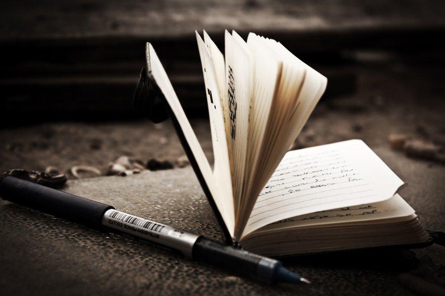 دفتر خاطرات یا بلاگ