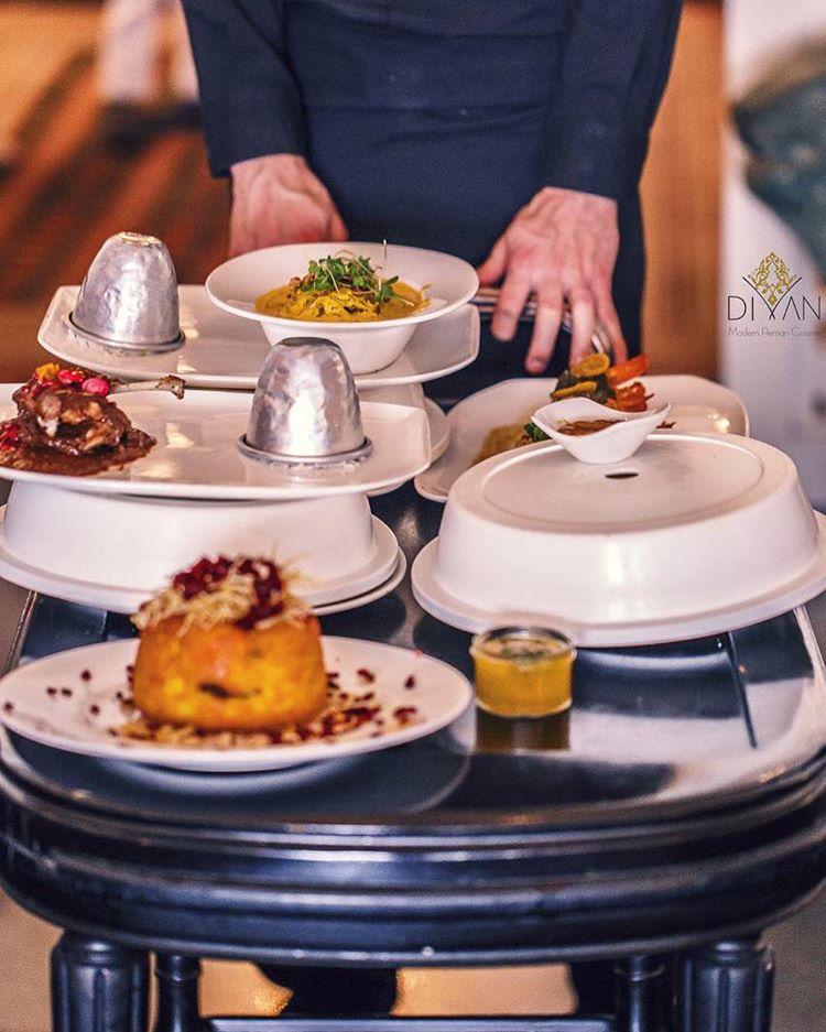 رستوران دیوان بهترین رستوران های تهران برای شام