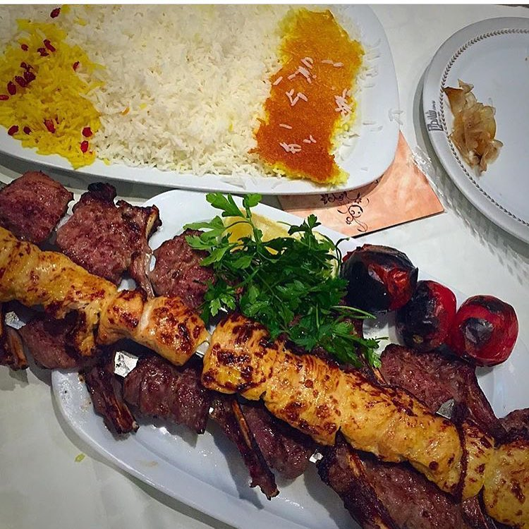 رستوران شاندیز جردن رستوران های لاکچری تهران