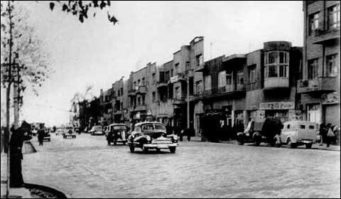 خیابان نادری قدیم