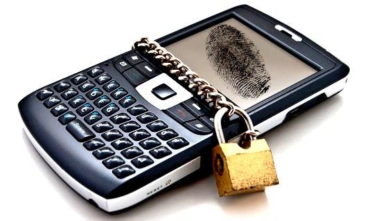 قفل کردن گوشی های ربوده شده