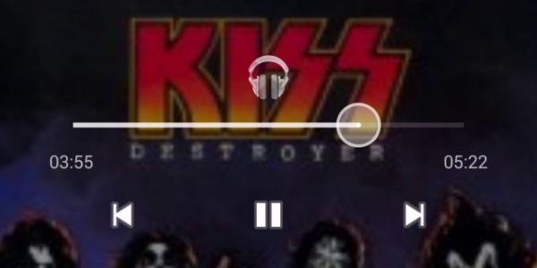 عقب و جلو بردن موسیقی در حالت قفل گوشی