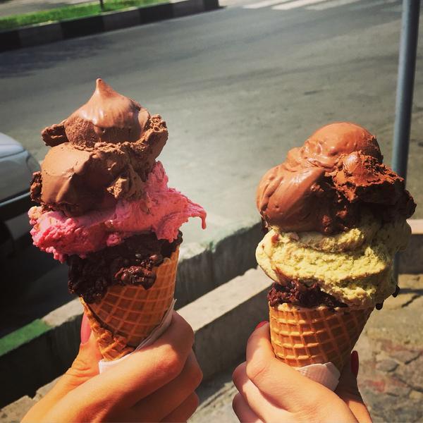 سان مارکو بهترین بستنی ایتالیایی