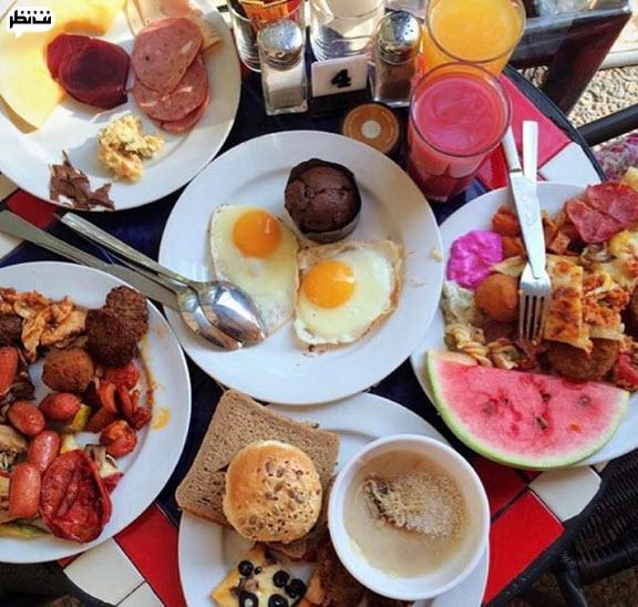 کافه رستوران ریبار موزه زمان