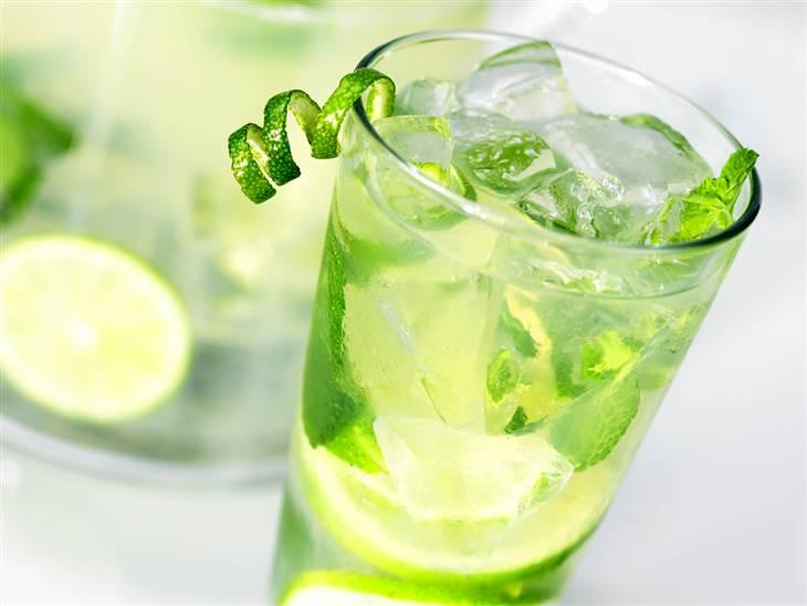 موهیتو یک نوشیدنی خوش طعم برای تمام فصول
