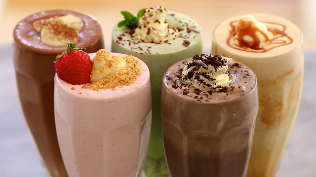 بهترین بستنی فروشی های تهران