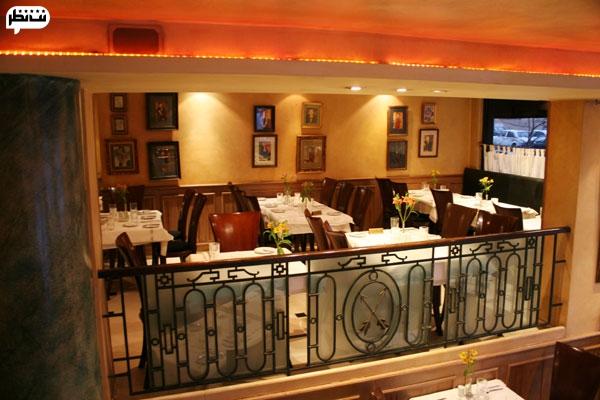 رستورانهای لوکس در تهران آنتروکوت