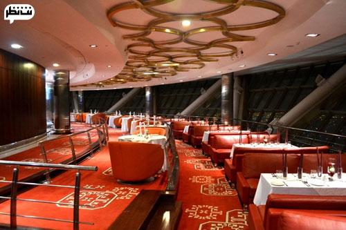 گرانترین رستورانهای تهران میلاد