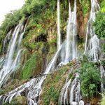 آبشارهای زیبای ایران بیشه لرستان