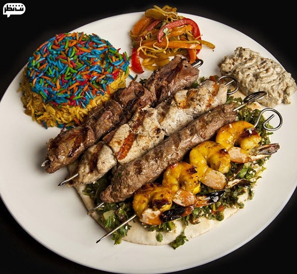 رستوران لیالی - رستوران هندی تهران