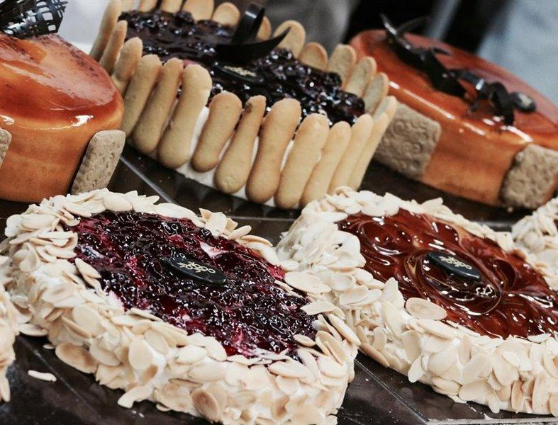 کوک و شیرینی فروشی های تهران