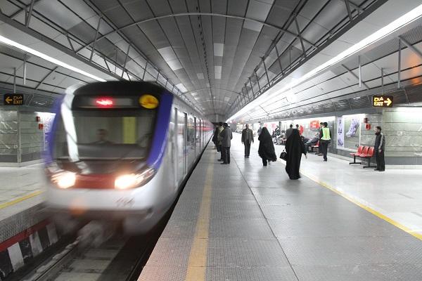 تهران گردی با مترو خط 1