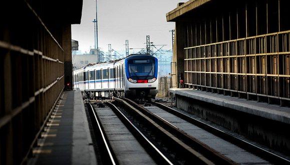 مسیرهای متروی تهران خط 5