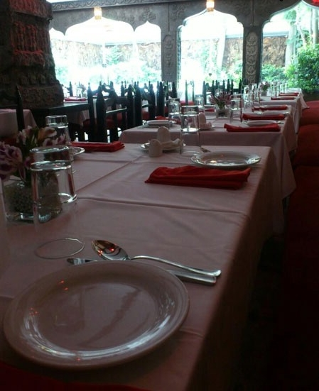 رستوران هندی تندور