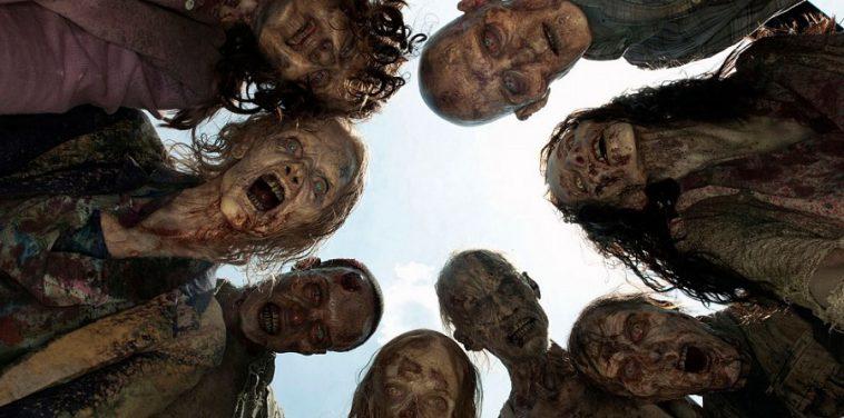 سریال مردگان متحرک و زامبی ها