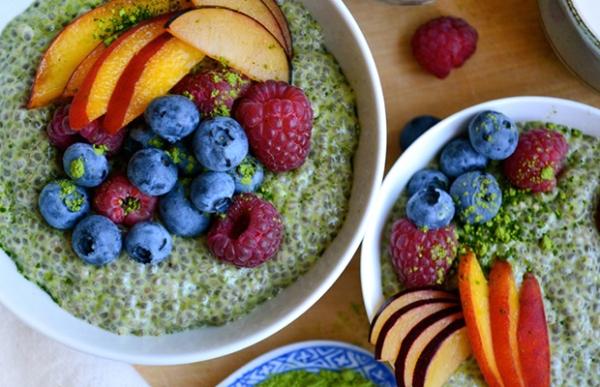 با مصرف غذای رژیمی با دانه چیا لاغر شوید