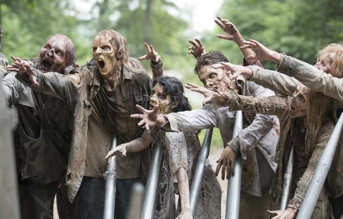 شبکه تلوزیونی AMC مردگان متحرک