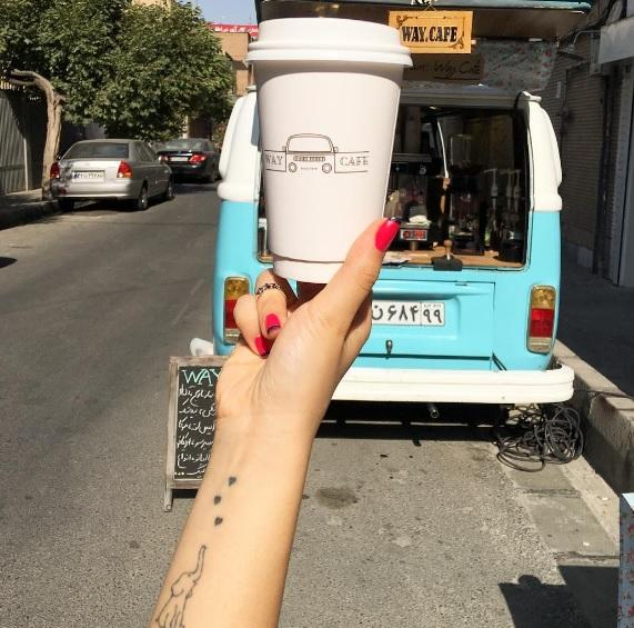 way cafe تهران