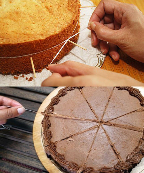 نکات کیک پزی با نت نظر