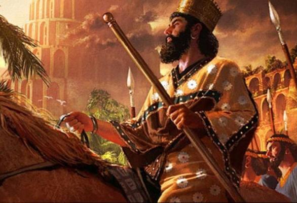 روز ورود کوروش کبیر به بابل روز کوروش کبیر است