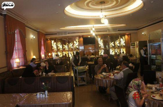 رستوران البرز - کبابی معروف تهران