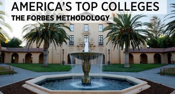 لیست دانشگاه های امریکا