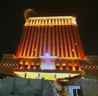 هتل اسپیناس شیک ترین هتل تهران