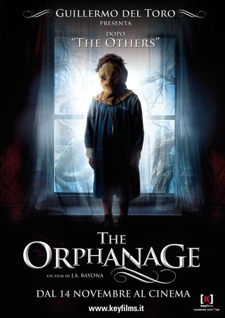 فیلم ترسناک یتیم خانه