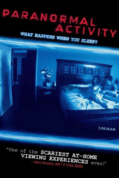 فیلم ترسناک فعالیت فراطبیعی