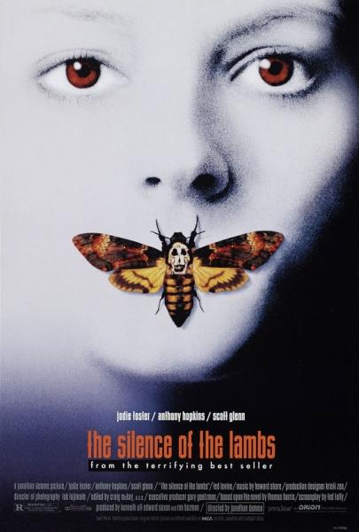 فیلم ترسناک سکوت بره ها