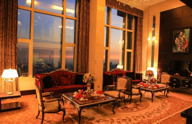 مدرن ترین هتل تهران کدام هتل است