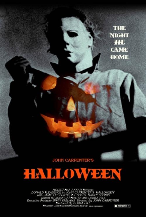فیلم ترسناک هالووین محصول 1978 آمریکا
