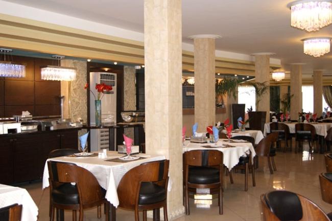 رستوران البرز بهترین رستوران تهران