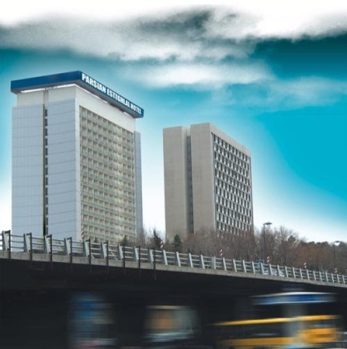 هتل استقلال رویایی ترین هتل تهران