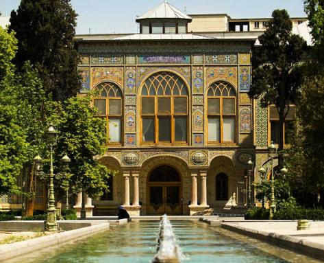 مکان های دیدنی تهران برای توریست: کاخ گلستان