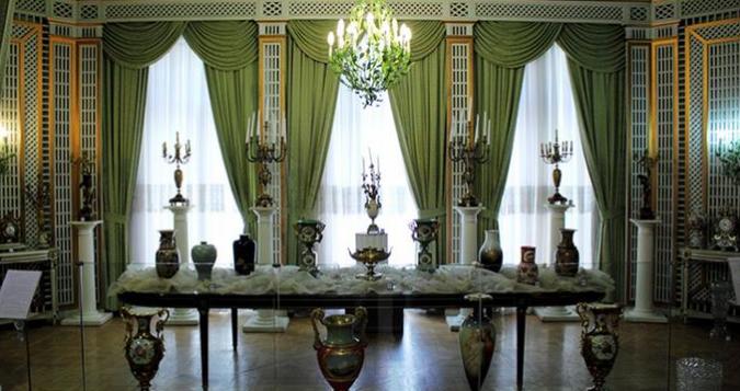 مکان های دیدنی تهران برای توریست: کاخ سعد آباد