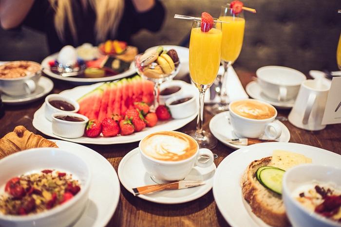 پیشنهاد بهترین صبحانه در تهران
