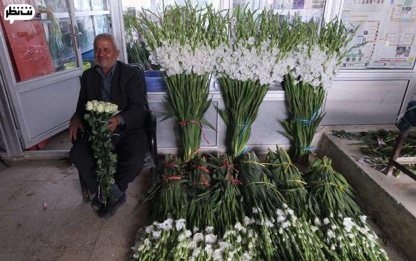 بازار گل بهشت زهرا از بهترین بازار گل و گیاه تهران