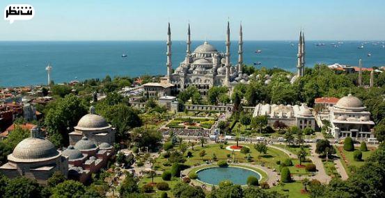 ترکیه از کشورهای بدون ویزا برای ایرانی ها