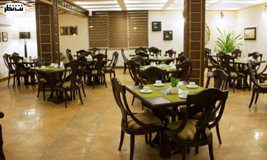هتل رودکی از بهترین صبحانه سلف سرویس تهران