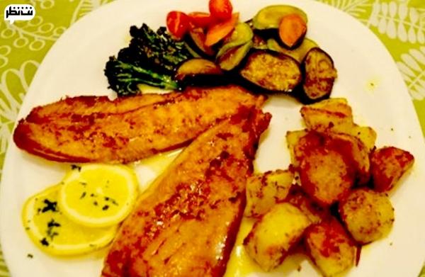 رستوران پیچ رشت یه رستوران شیک و مدرن با غذاهای فرنگی