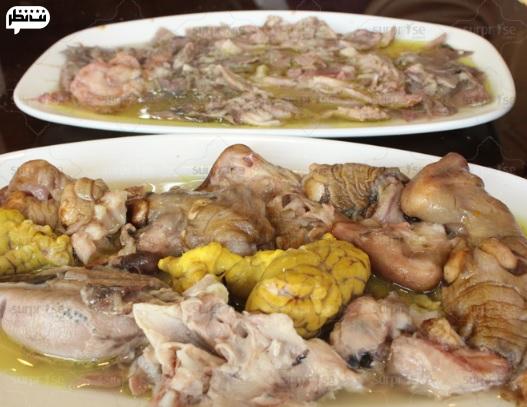معروف ترین طباخی های تهران پل رومی