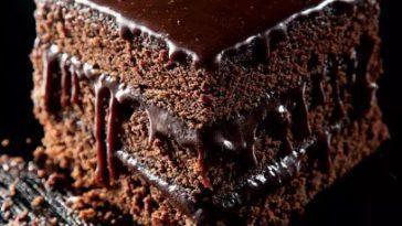 طعم کیک شکلاتی بی بی