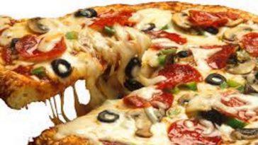 فرق پیتزای ایتالیایی با آمریکایی