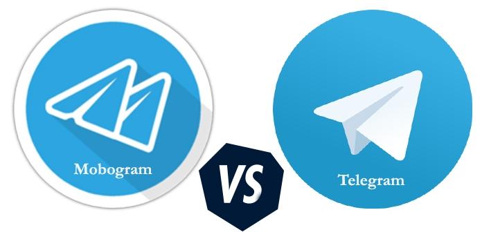 تفاوت تلگرام و موبوگرام چیست