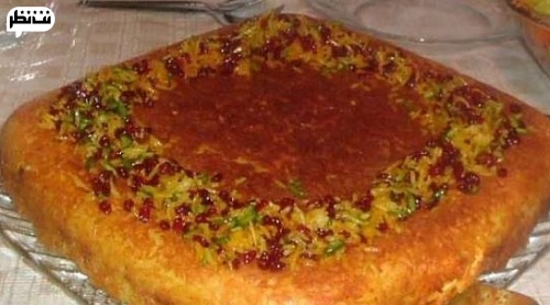 خوراک محبوب شب عید