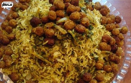 غذای محبوب عید نوروز
