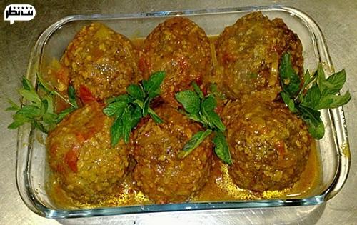 غذای محبوب شب عید برای همدانی ها